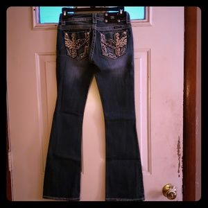 Miss Me Bootcut Jeans 24